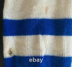 1960s NHL Toronto Maple Leafs Gardens Staff Cardigan Vintage Leaf Hockey Sweater