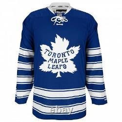 2014 Winter Classic Toronto Maple Leafs Premier Jersey by Reebok Size XL