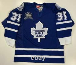 Curtis Joseph Toronto Maple Leafs Authentic Nike 1999 Jersey Size 48