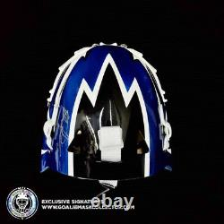 Felix Potvin Signed Goalie Mask CLASSIC Toronto Signature Edition Autographed