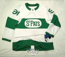 JOHN TAVARES size 52 Large Toronto ST PATS Adidas NHL Maple Leafs Hockey Jersey