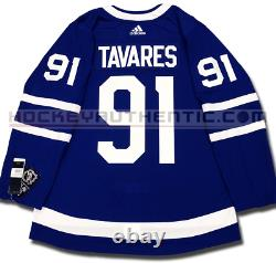 John Tavares Toronto Maple Leafs Home Authentic Pro Adidas NHL Jersey