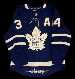 Toronto Maple Leafs Auston Matthews MiC Adidas Home NHL Jersey Size 56